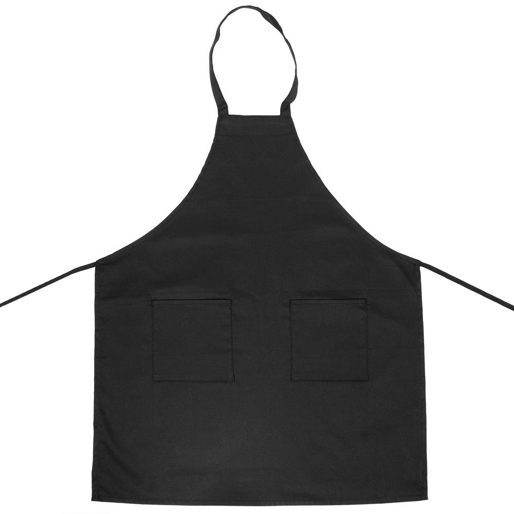 Black apron -  Image Preview