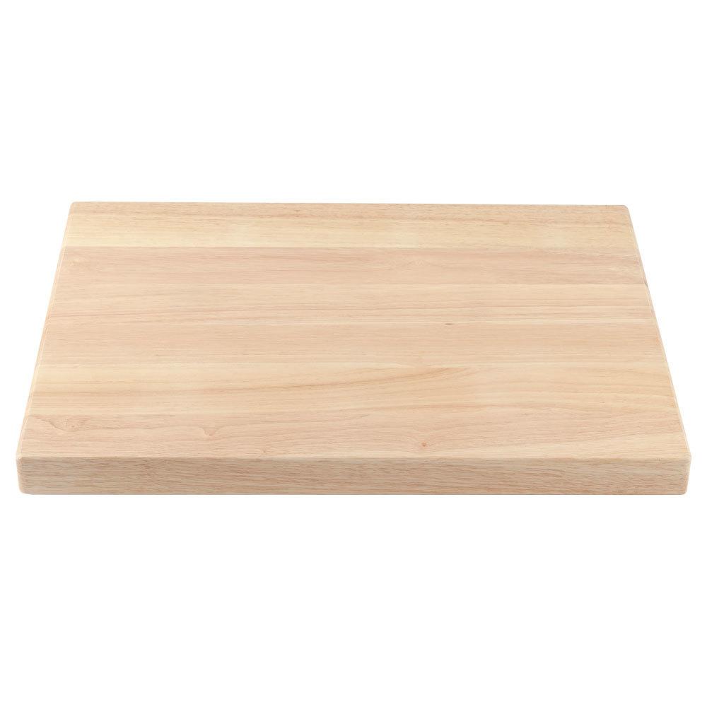 "Cutting Board: 24"" X 18"" X 1 3/4"""