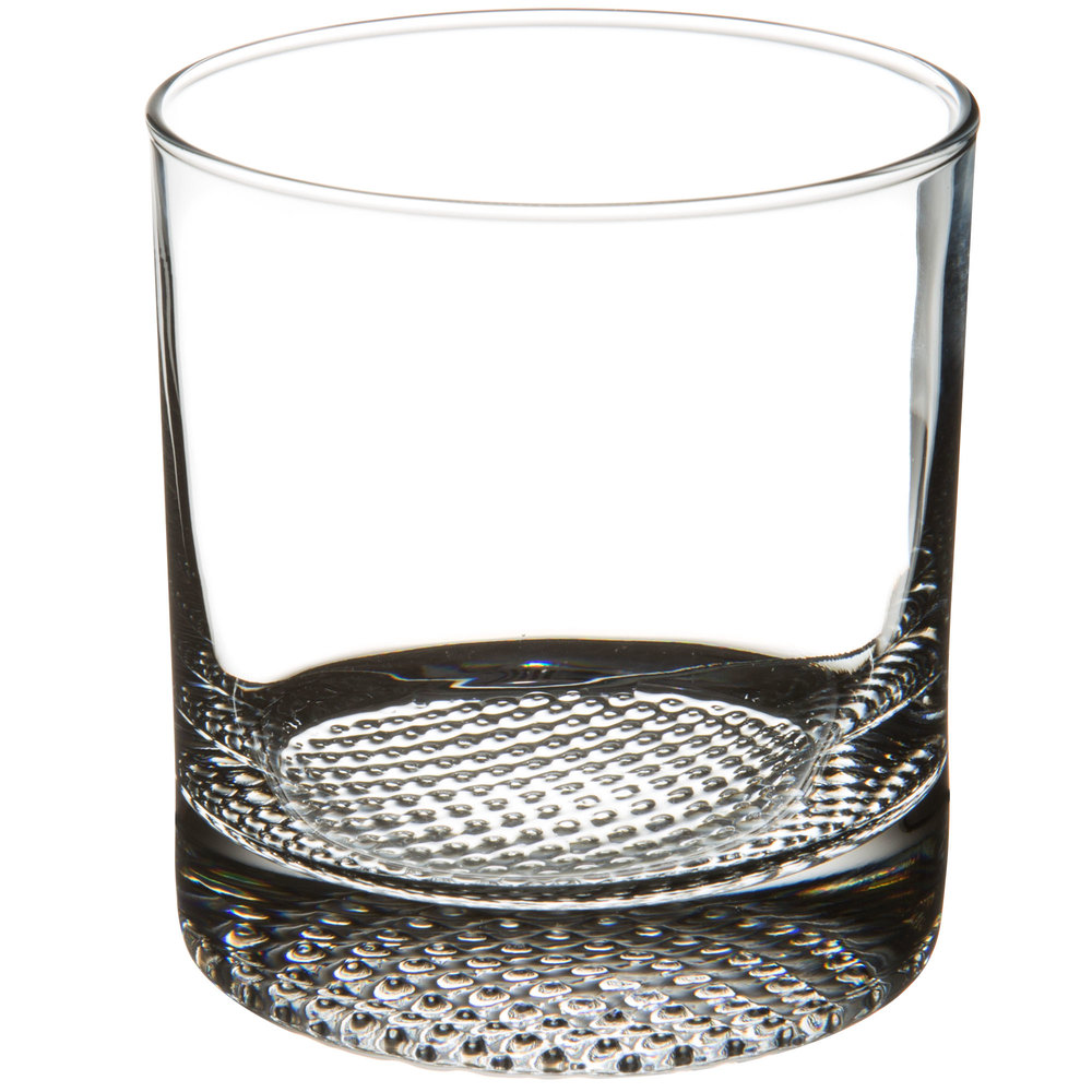 libbey 9171cd 11 oz rocks old fashioned glass with dimpled base 36 case. Black Bedroom Furniture Sets. Home Design Ideas