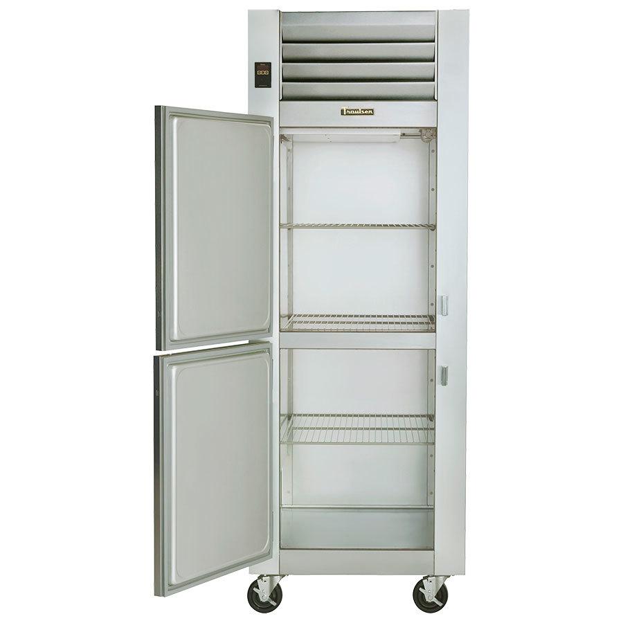 Traulsen G Solid Half Door Section Hot Food Holding Cabinet - Hot food holding cabinet