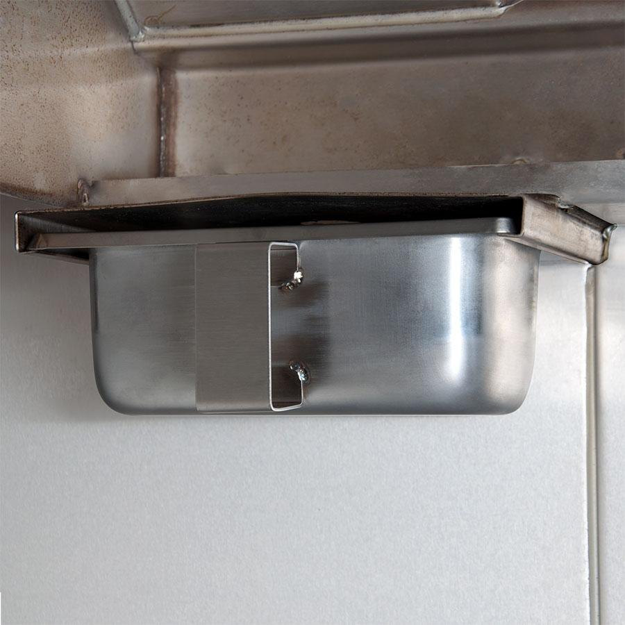 Type 2 Exhaust Hoods ~ Exhaust hood grease trap pan quot