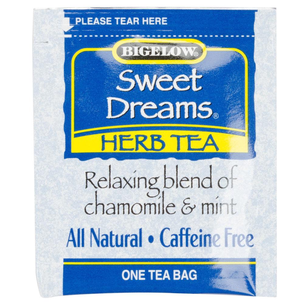 Bigelow Sweet Dreams Herb Tea 28 Box