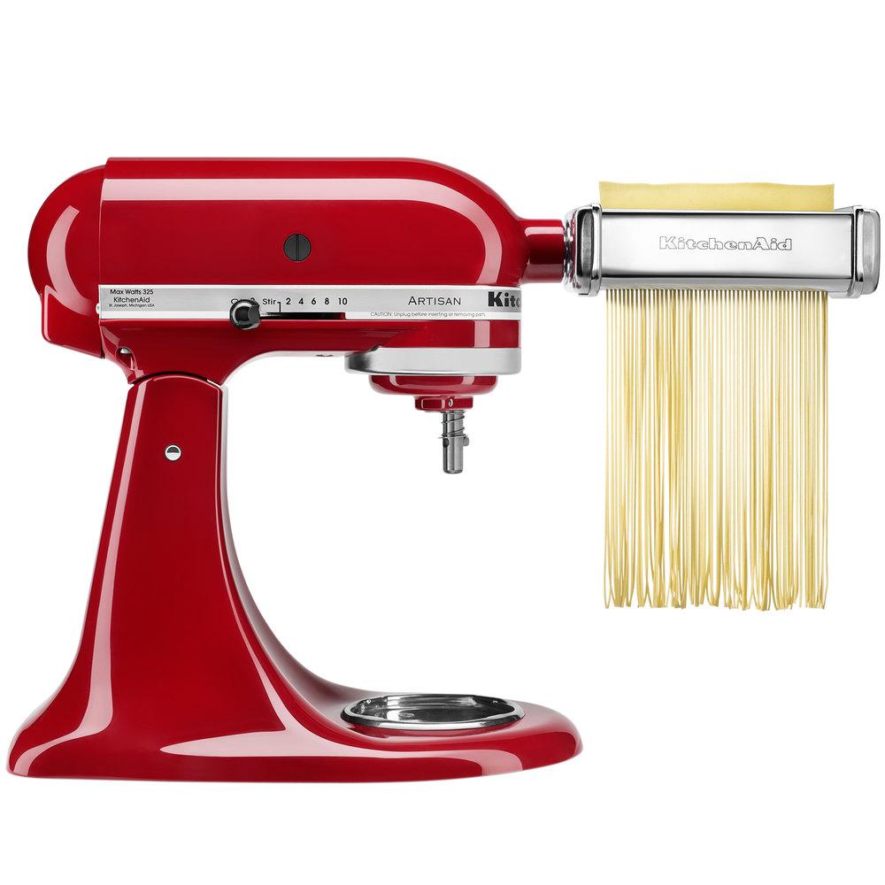 Kitchenaid Ksmpca Pasta Cutter Attachment Set For