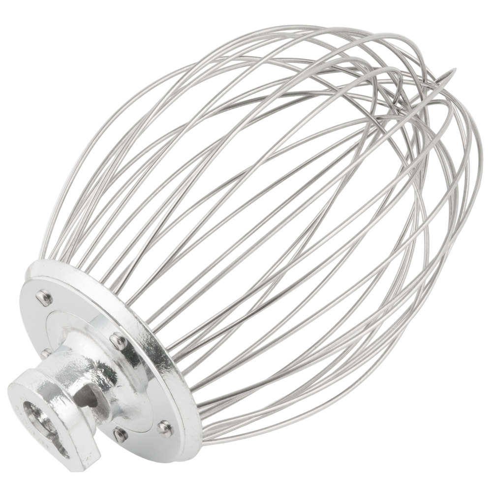 hobart equivalent classic stainless steel wire whip for 20