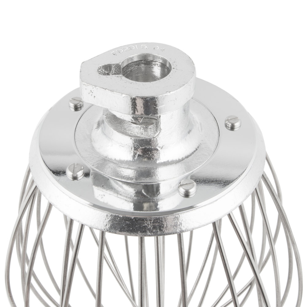 Hobart Equivalent Clic Stainless Steel Wire Whip for 20 Qt. Bowls on hobart dishwasher schematics, hobart dishwasher electrical wiring, hobart c44a wiring schematic, hobart parts,