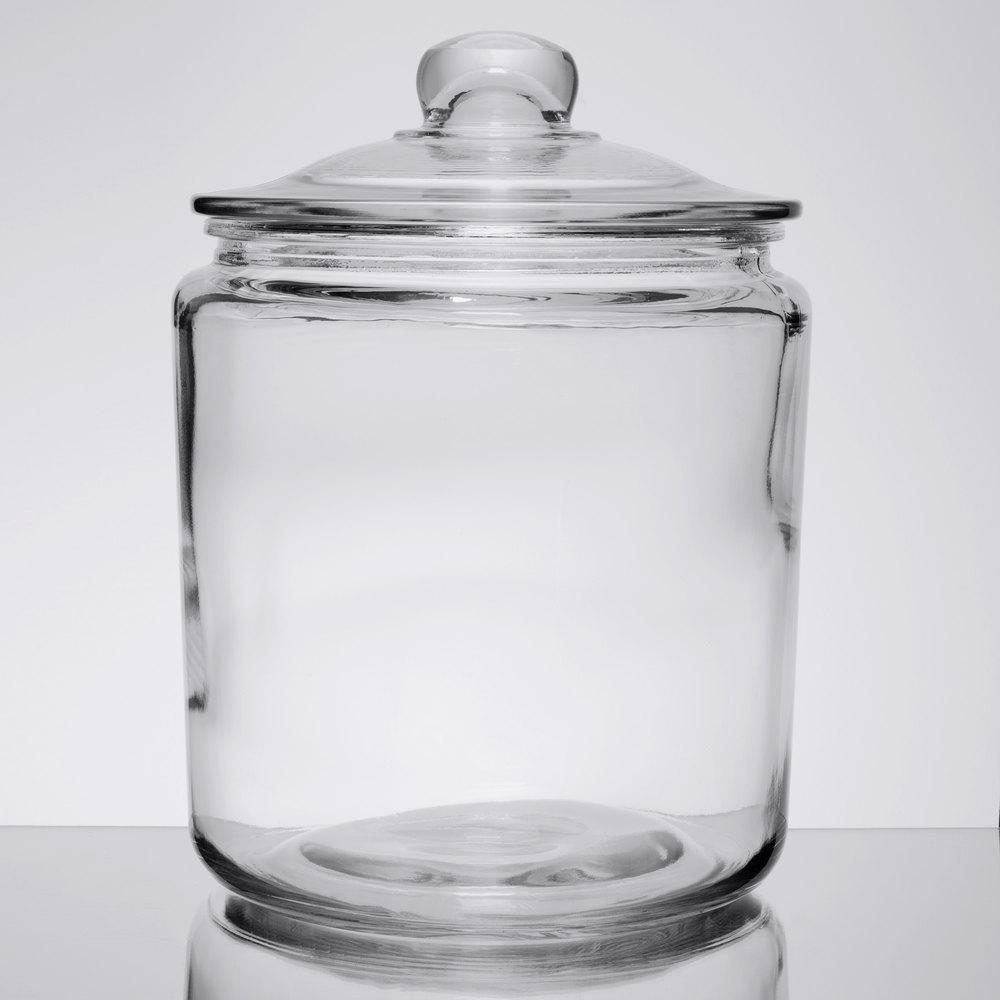 5 Gallon Glass Jars WebstaurantStore