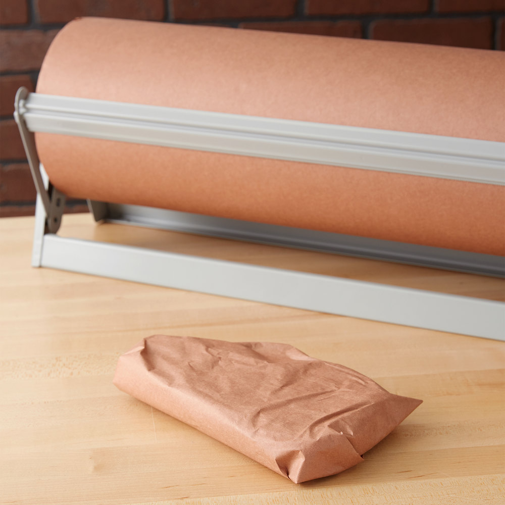 24 39 39 x 700 39 40 peach treated butcher paper roll. Black Bedroom Furniture Sets. Home Design Ideas
