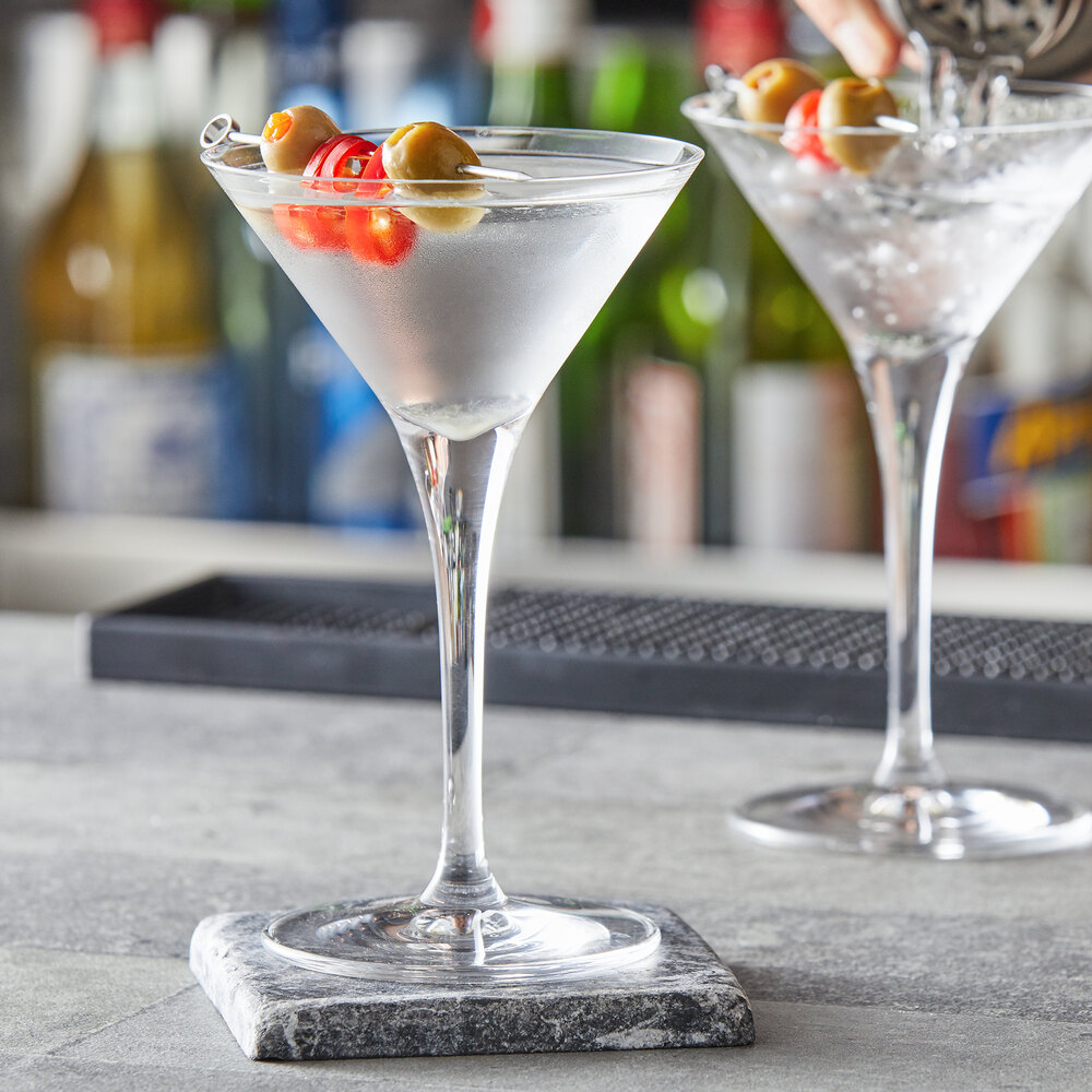 Nude 67024-024 Fame 5 oz. Martini Glass - 24/Case