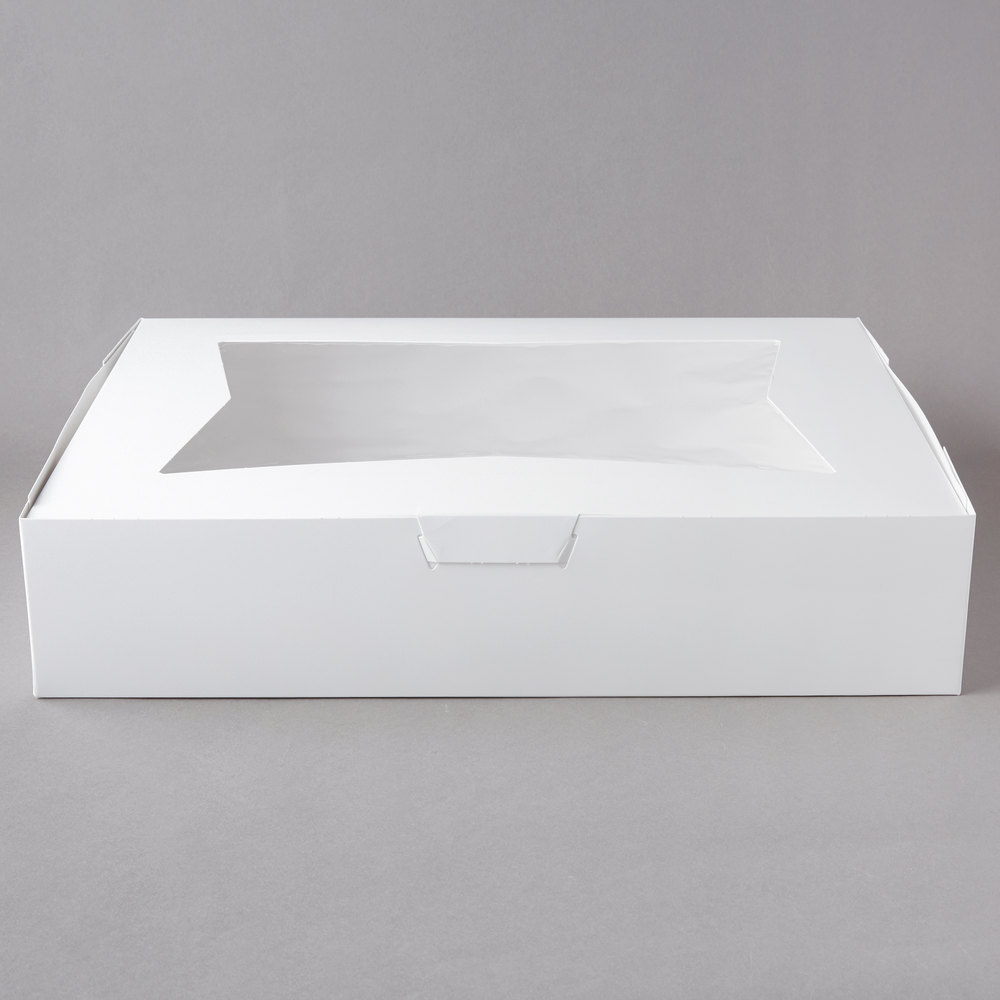 Cake Boxes & Cookie Boxes: Wholesale Bakery Boxes