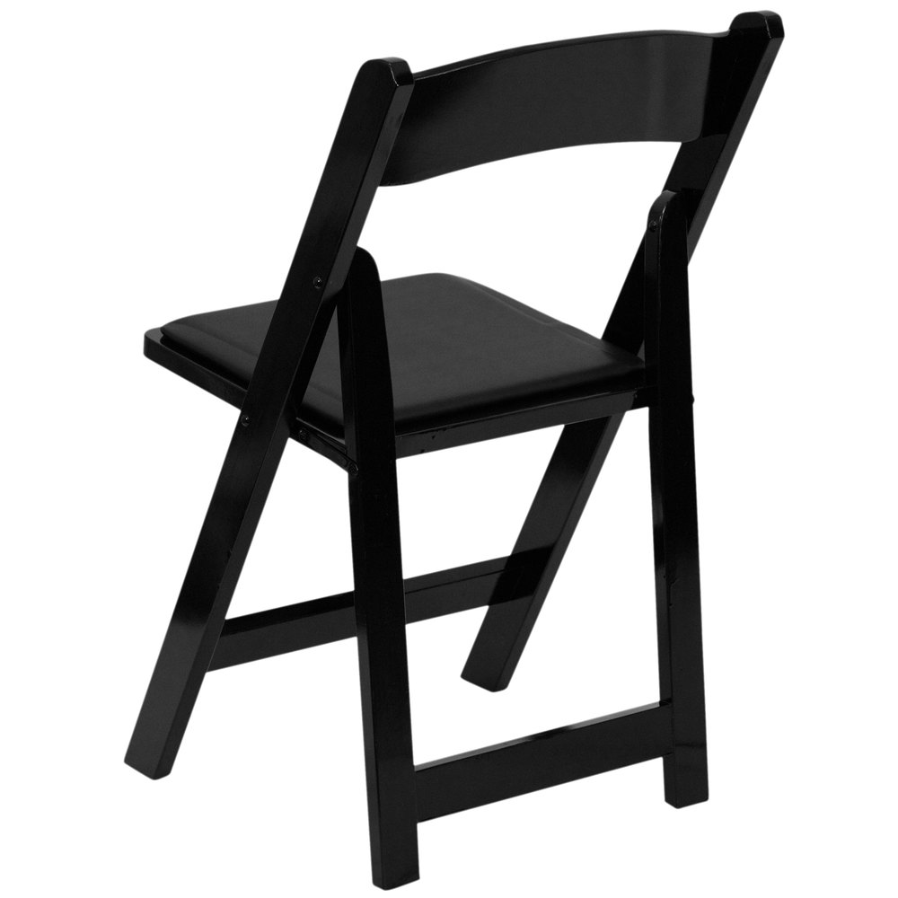 Black folding chair -  Black Wood Folding Chair With Main Picture Image Preview Image Preview