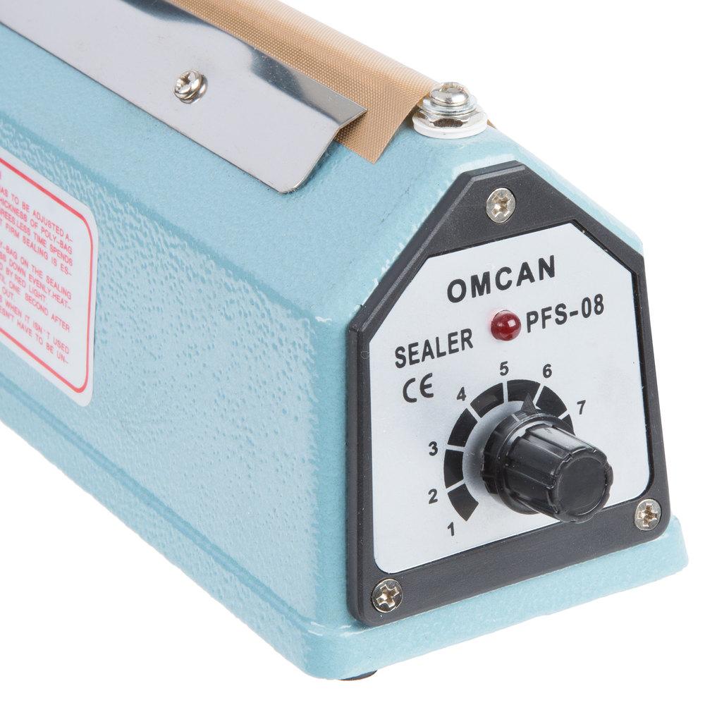 Impulse sealer Parts Manual