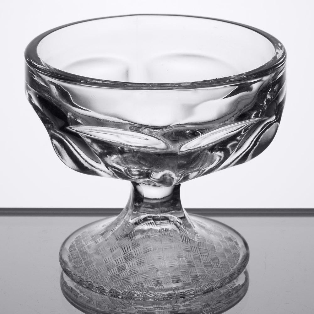 Libbey 5162 4 5 Oz Sherbet Glass