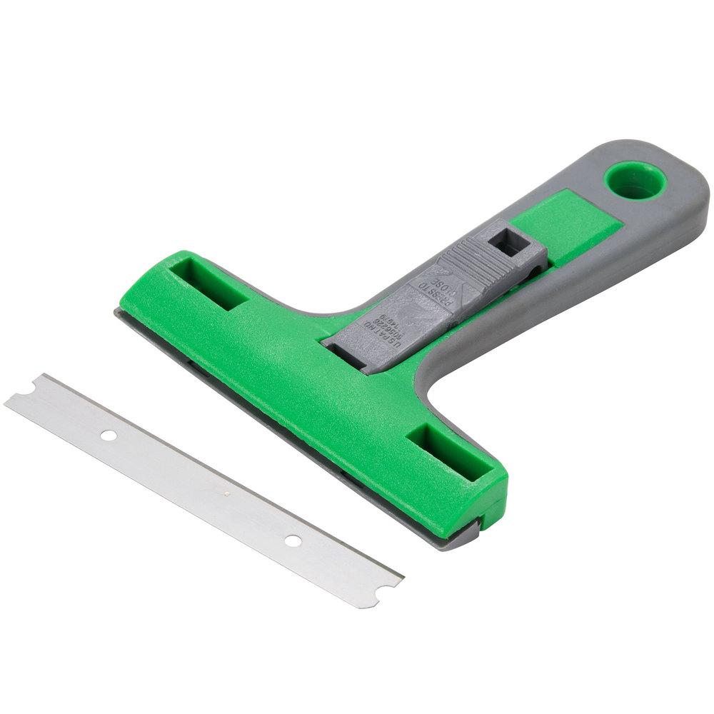 Unger Rb10c 4 Quot Reversible Carbon Steel Replacement Blades