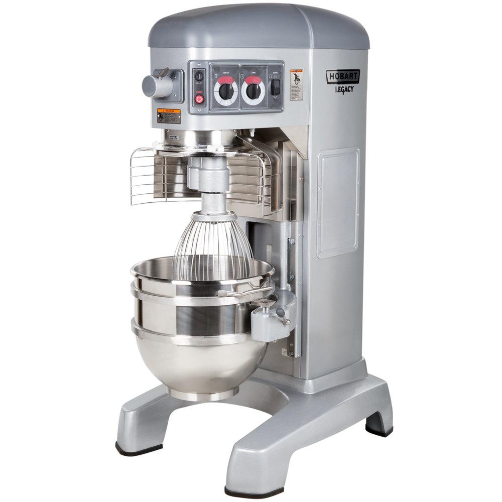 Large mixer