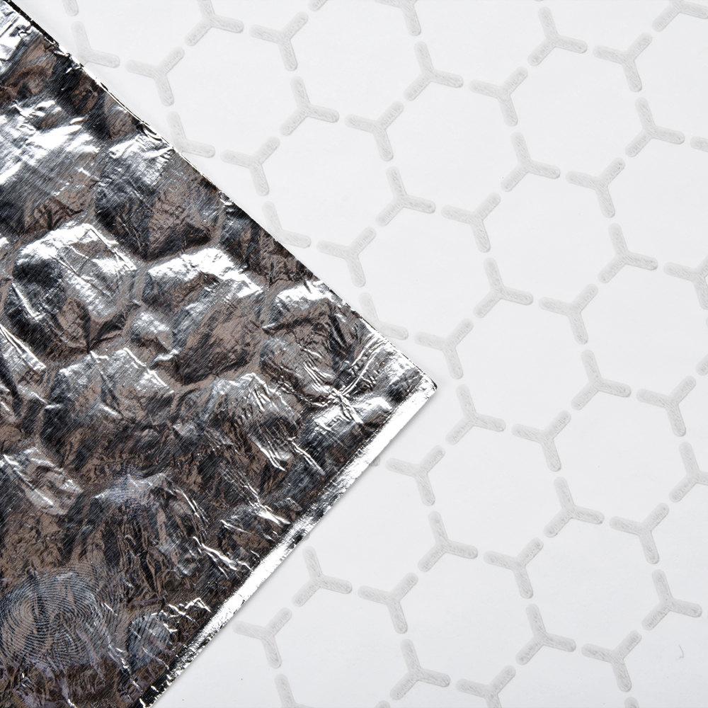 Choice 18 Quot X 18 Quot Insulated Foil Sandwich Wrap Sheets