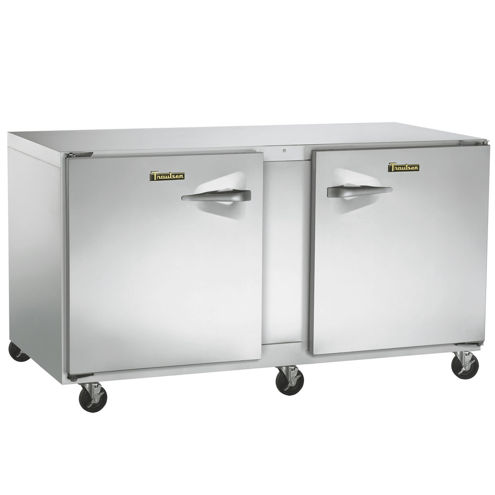 Traulsen ult60 lr 60 undercounter freezer with left and right main picture image preview cheapraybanclubmaster Image collections