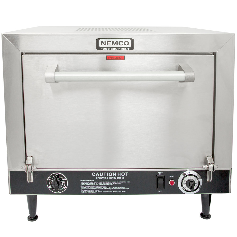 product ovens countertops countertop nemco foodpros pizza
