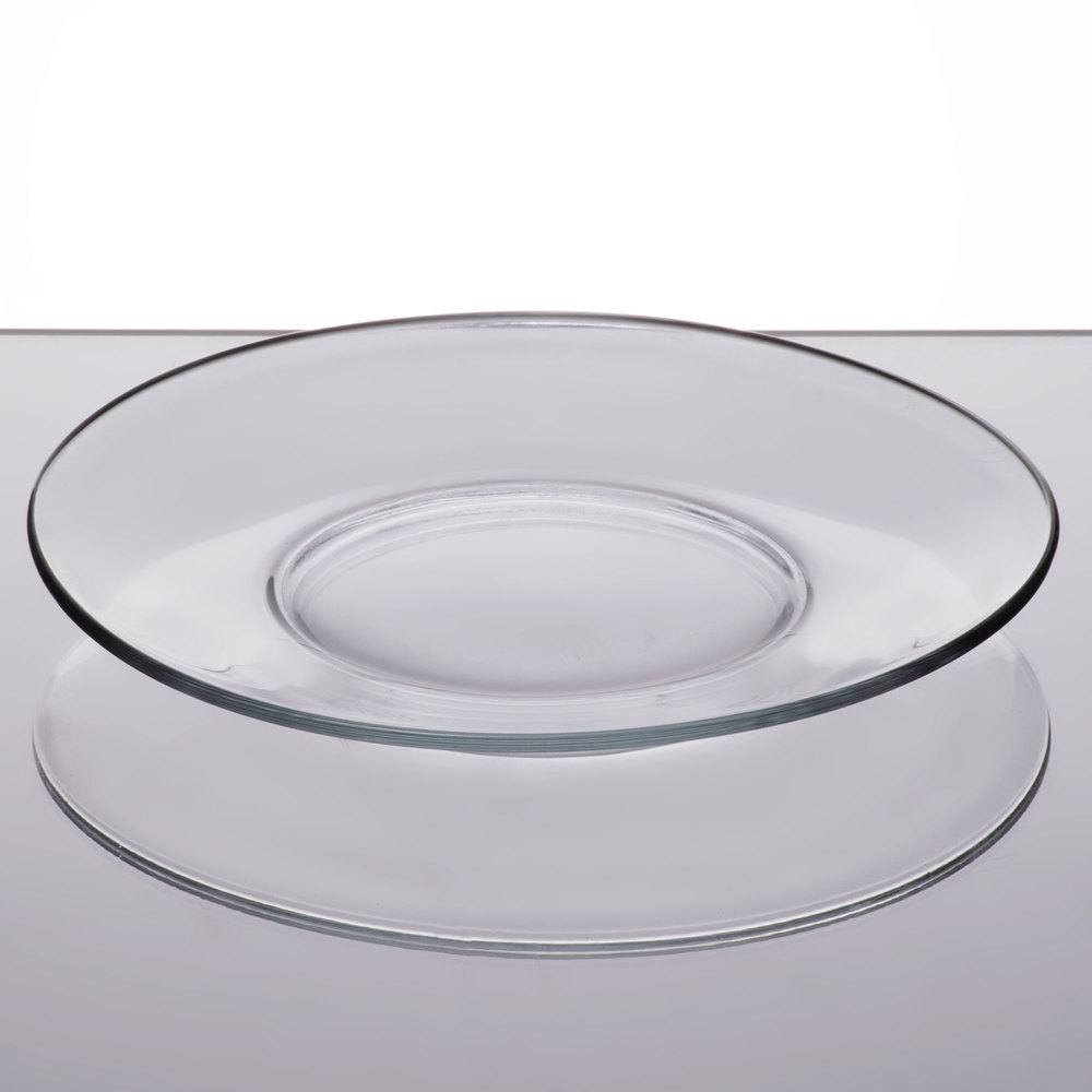 Anchor Hocking 842F 8 inch Glass Luncheon Plate - 12/Case ...  sc 1 st  WebstaurantStore : 8 inch pie plate - Pezcame.Com