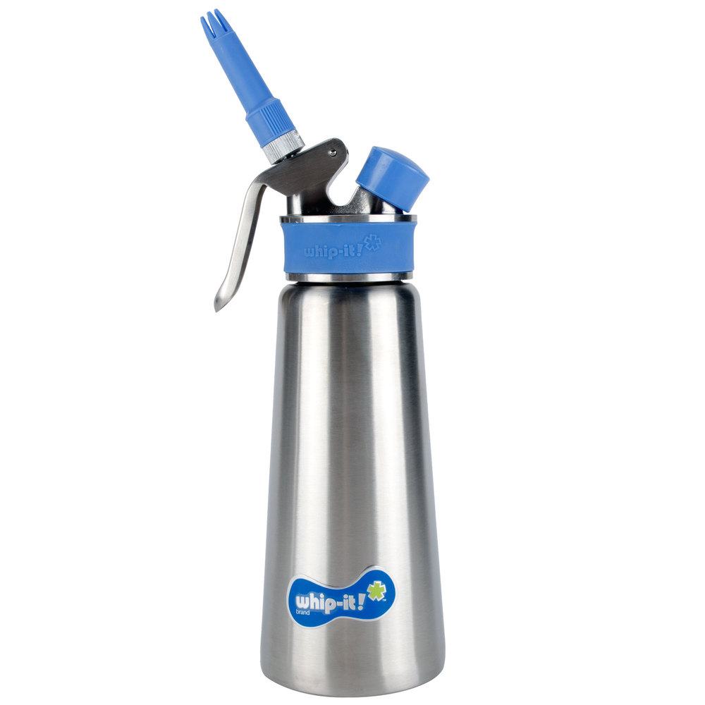 Whip It Dispenser ~ Whip it ss plus specialist liter cream whipper