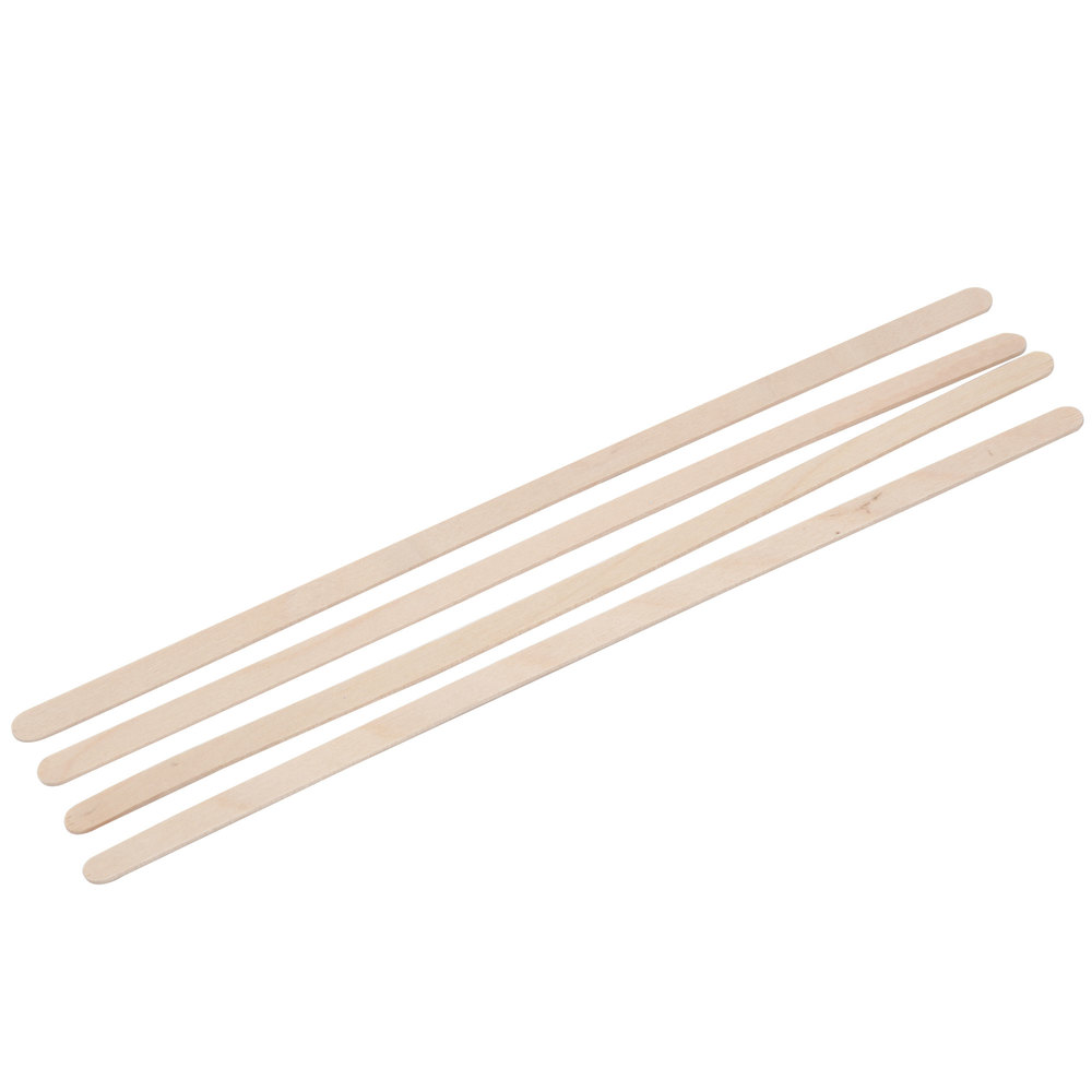 royal paper r825 7 1 2 eco friendly wood coffee stirrer 5000 case. Black Bedroom Furniture Sets. Home Design Ideas