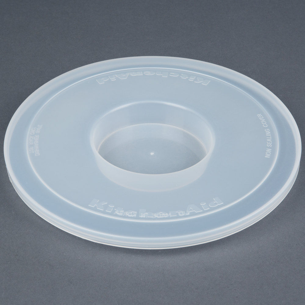 KitchenAid KBC5N Mixer Bowl Cover for 5 Qt. Metal Mixer Bowls - 2/Pack