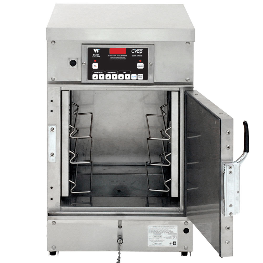 winston industries cac503 cvap half height cook and hold