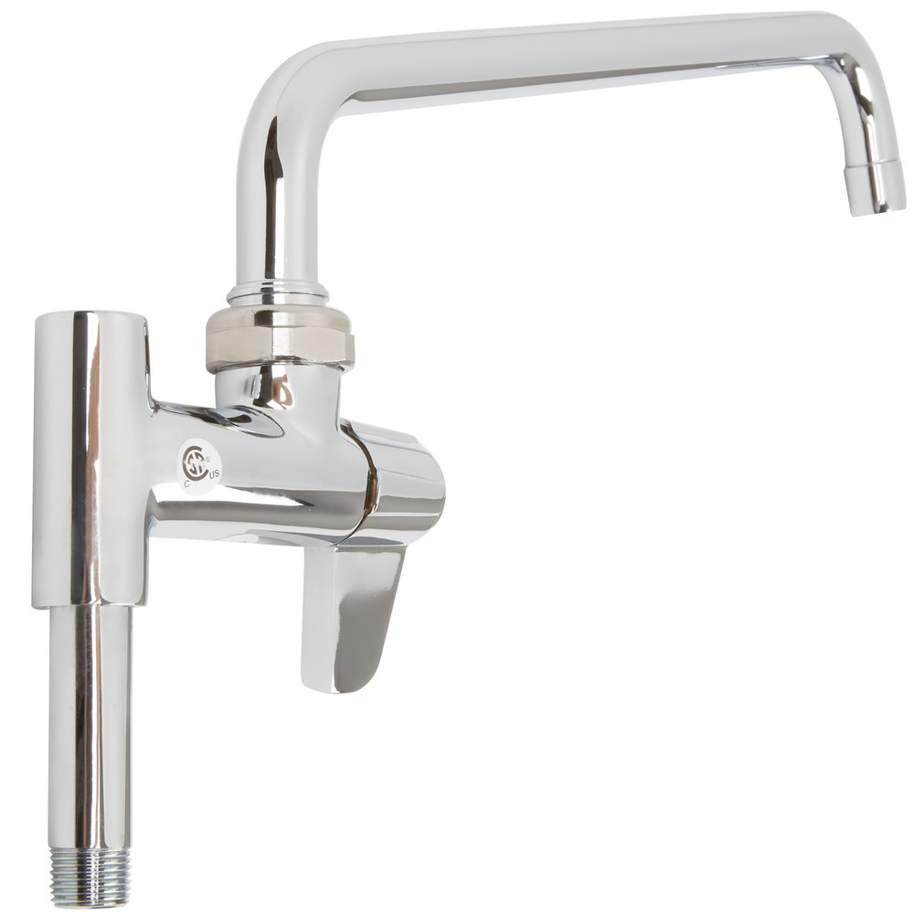 "Equip by T&S 5AFL12 12"" Add On Faucet for Pre-Rinse Units ..."