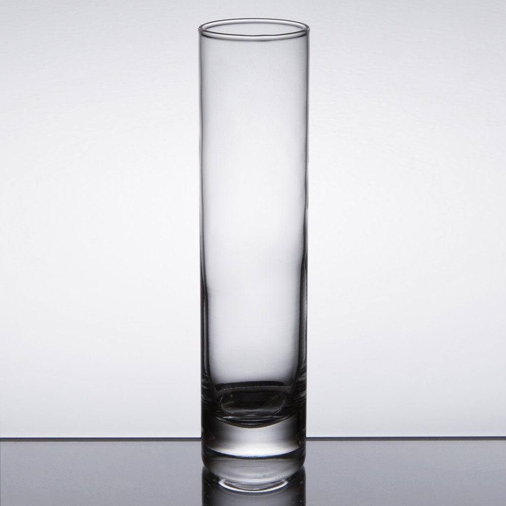 Libbey 2824 675 oz flute glass bud vase 24case main picture image preview reviewsmspy