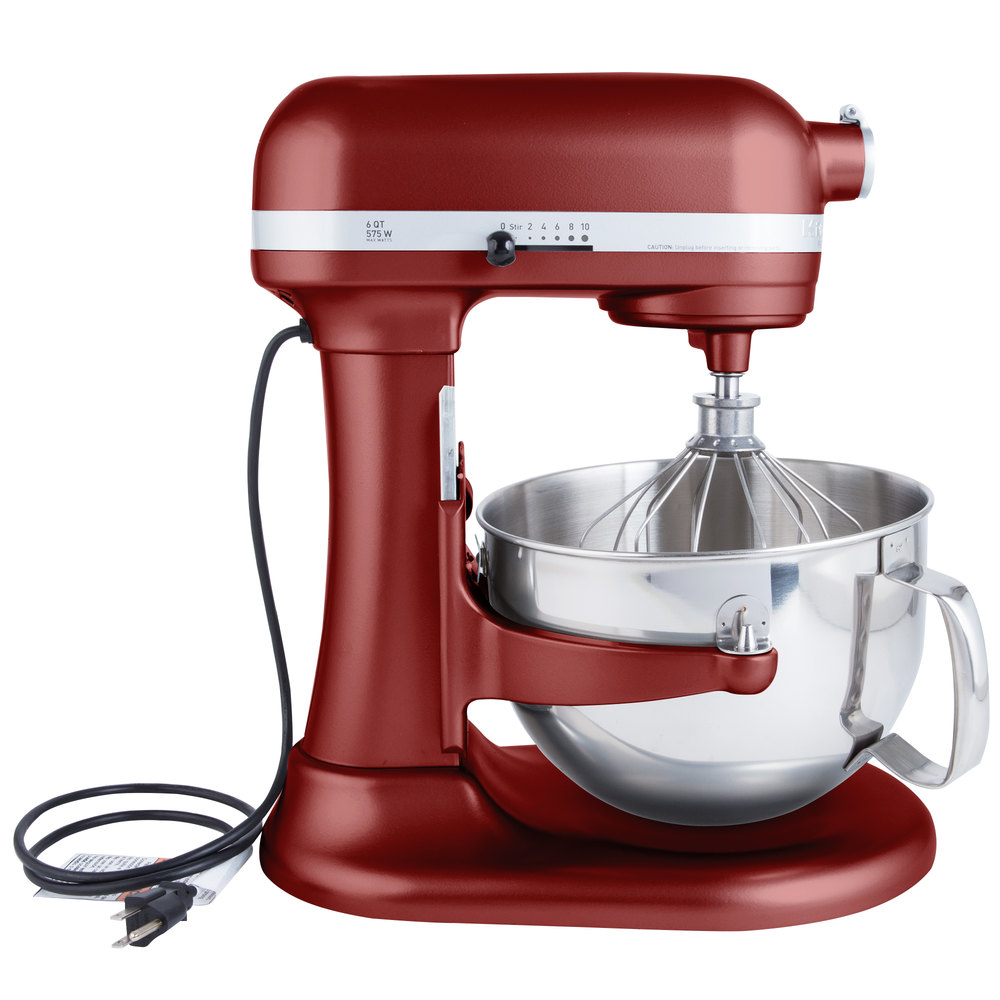 Kitchenaid Kp26m1xgc Gloss Cinnamon Professional 600