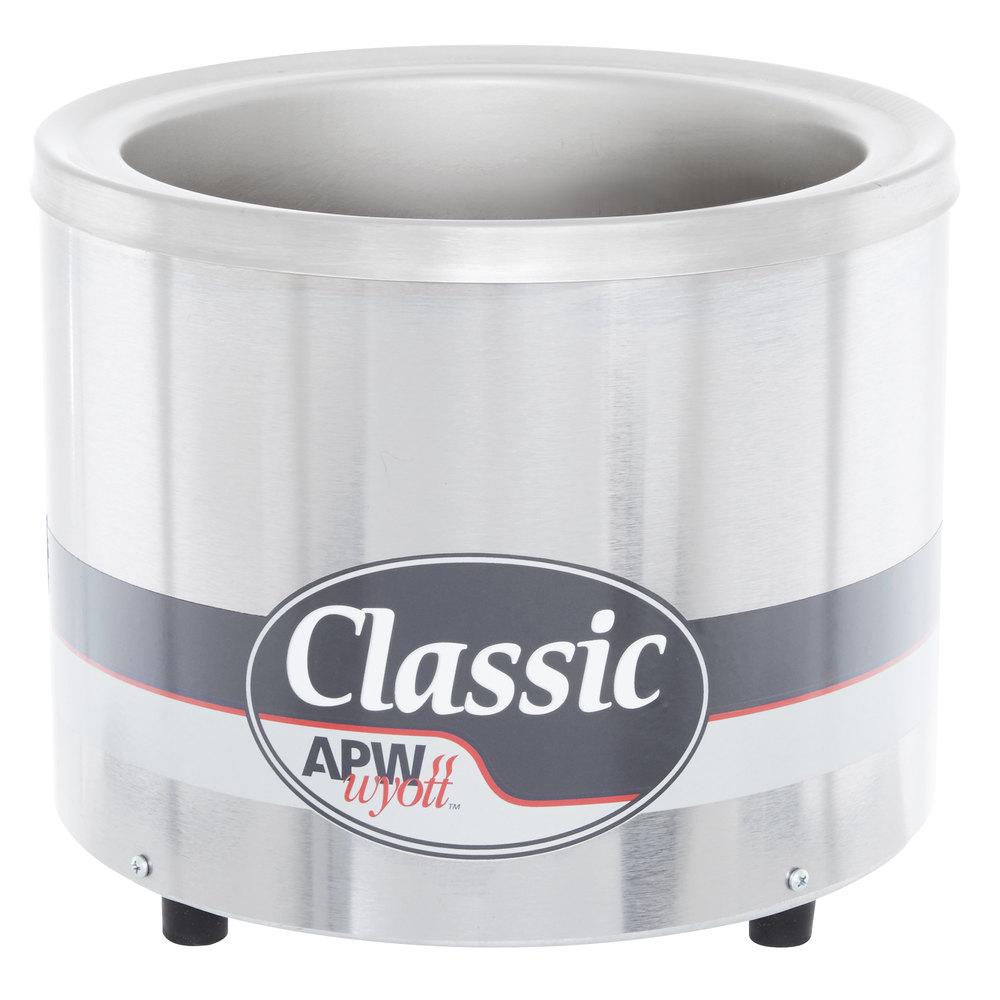 Soup Warmers: Countertop Soup Warmers & Soup Kettles