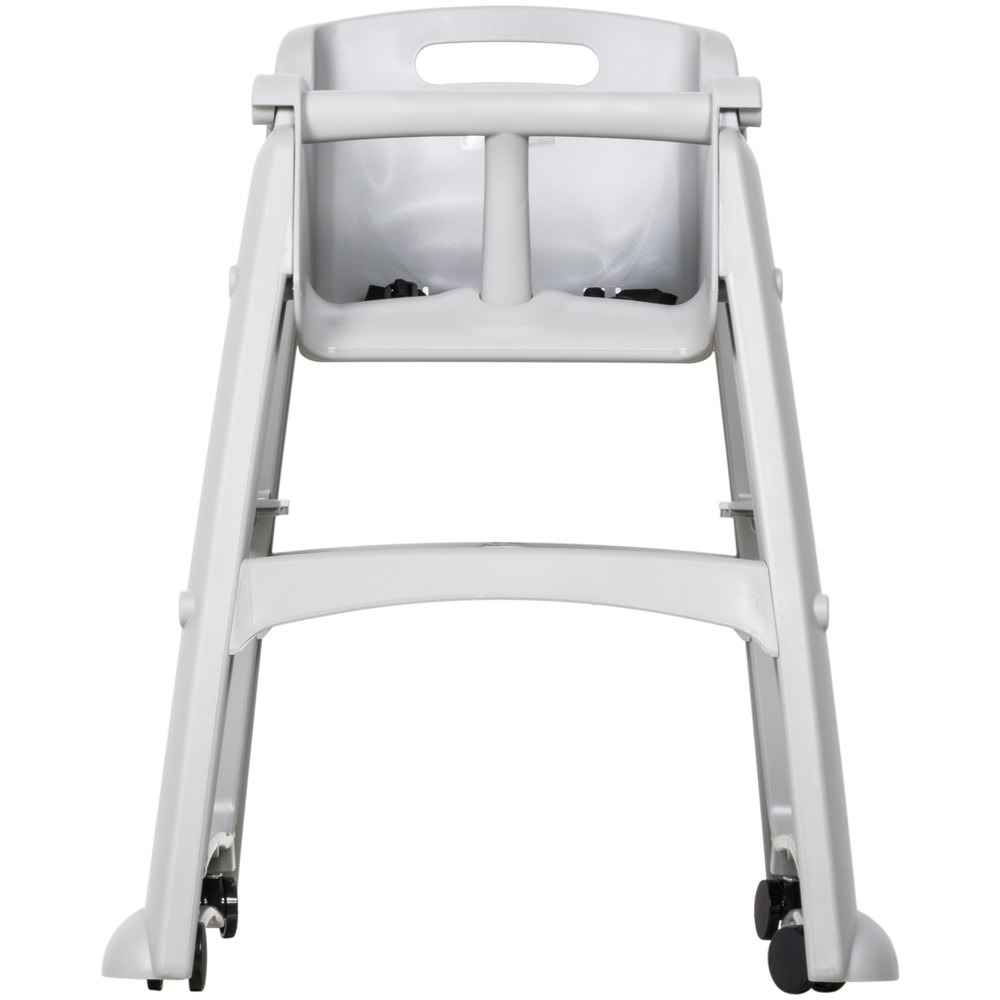 ... High Chair With Wheels   Assembled. Main Picture; Image Preview ...
