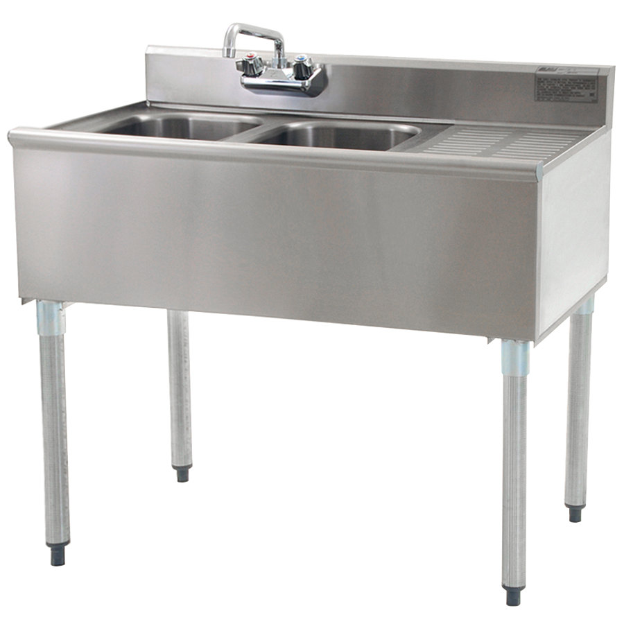 3 Compartment Sink Faucet - WebstaurantStore