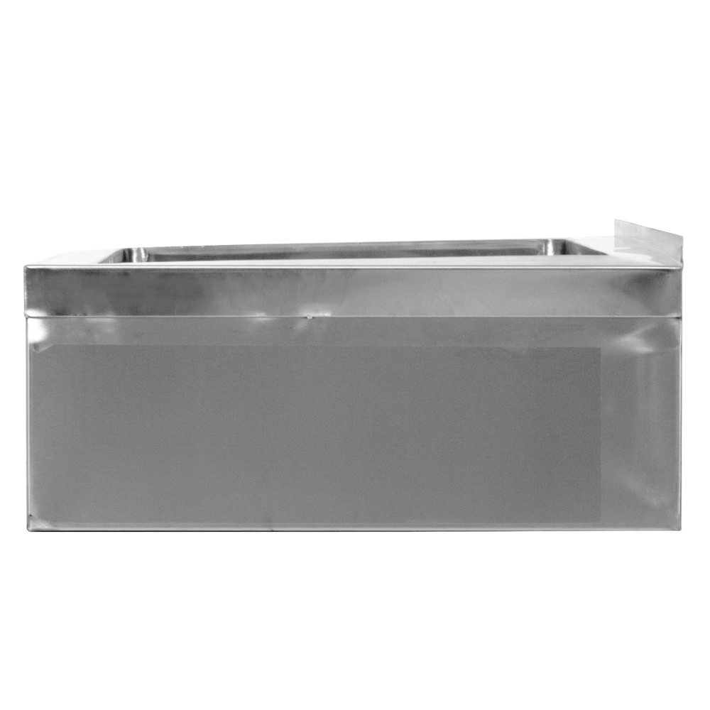 Stainless Steel Mop Sink Commercial : Floor Mop Sink Regency 20