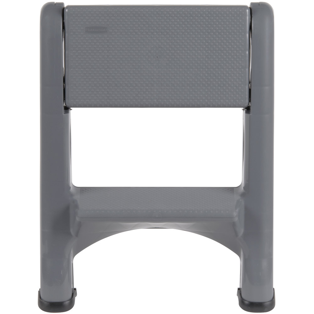 Rubbermaid FG420903CYLND Two-Step Step Stool. Main Picture; Image Preview; Image Preview; Image Preview; Image Preview ...  sc 1 st  Webstaurant Store & Rubbermaid FG420903CYLND Two-Step Step Stool islam-shia.org