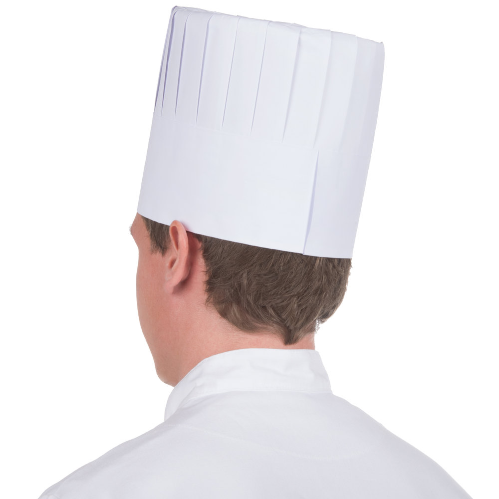 Paper chef hats