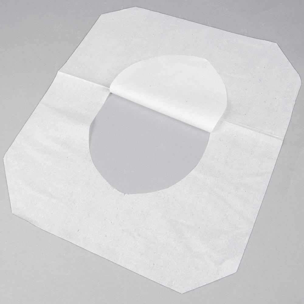 half fold paper toilet seat cover 250 per box paper. Black Bedroom Furniture Sets. Home Design Ideas