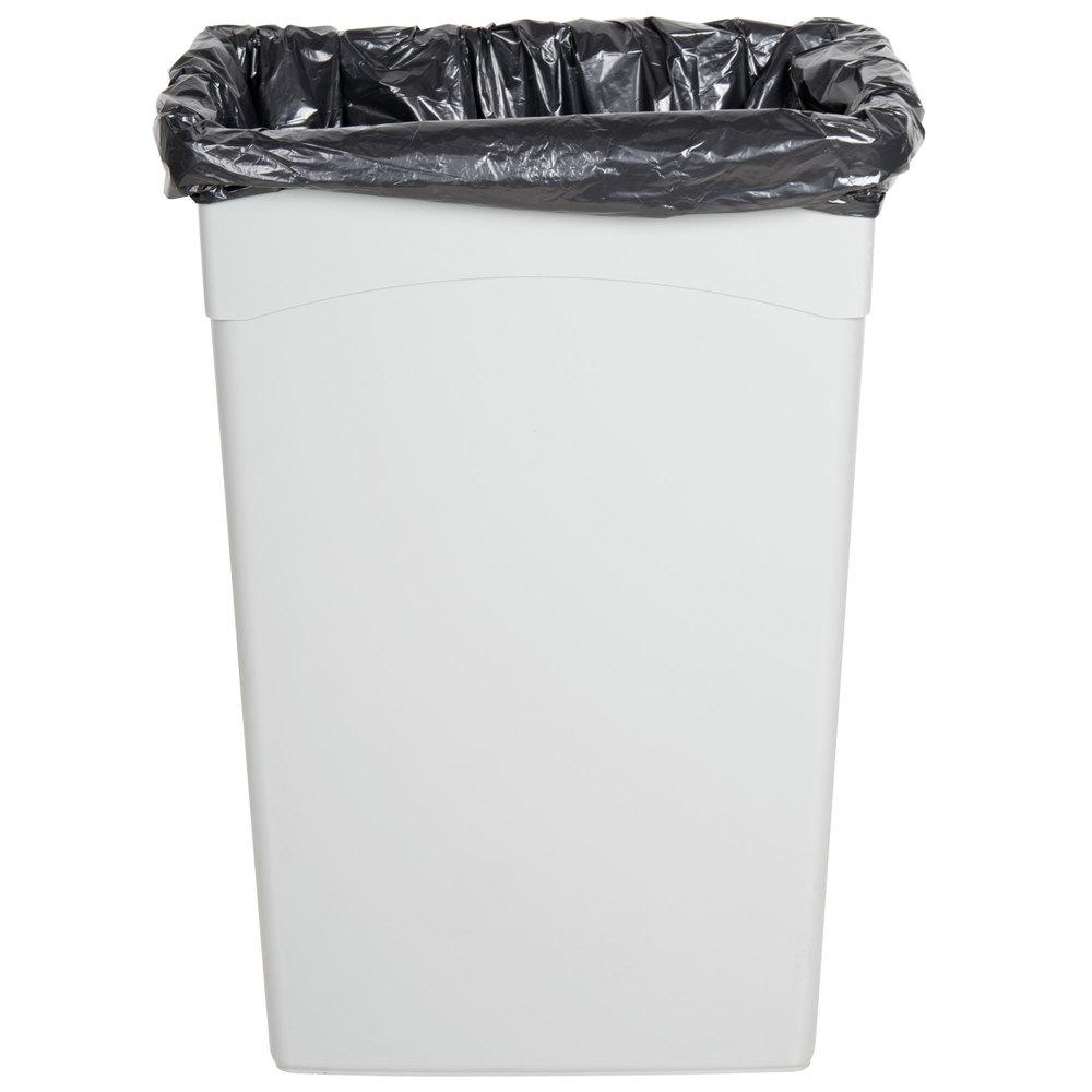 li 39 l herc repro trash bag 45 gallon 1 5 mil 40 x 46 low density can liner 100 case. Black Bedroom Furniture Sets. Home Design Ideas