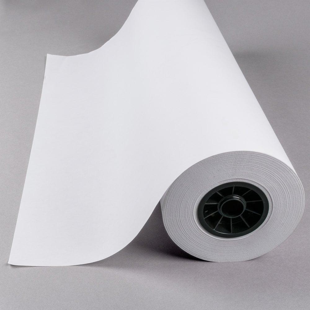 30 X 700 40 White Butcher Paper Roll