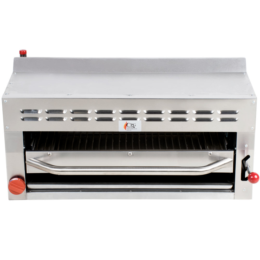 Cooking Performance Group CPG-SB-36 Natural Gas 36\