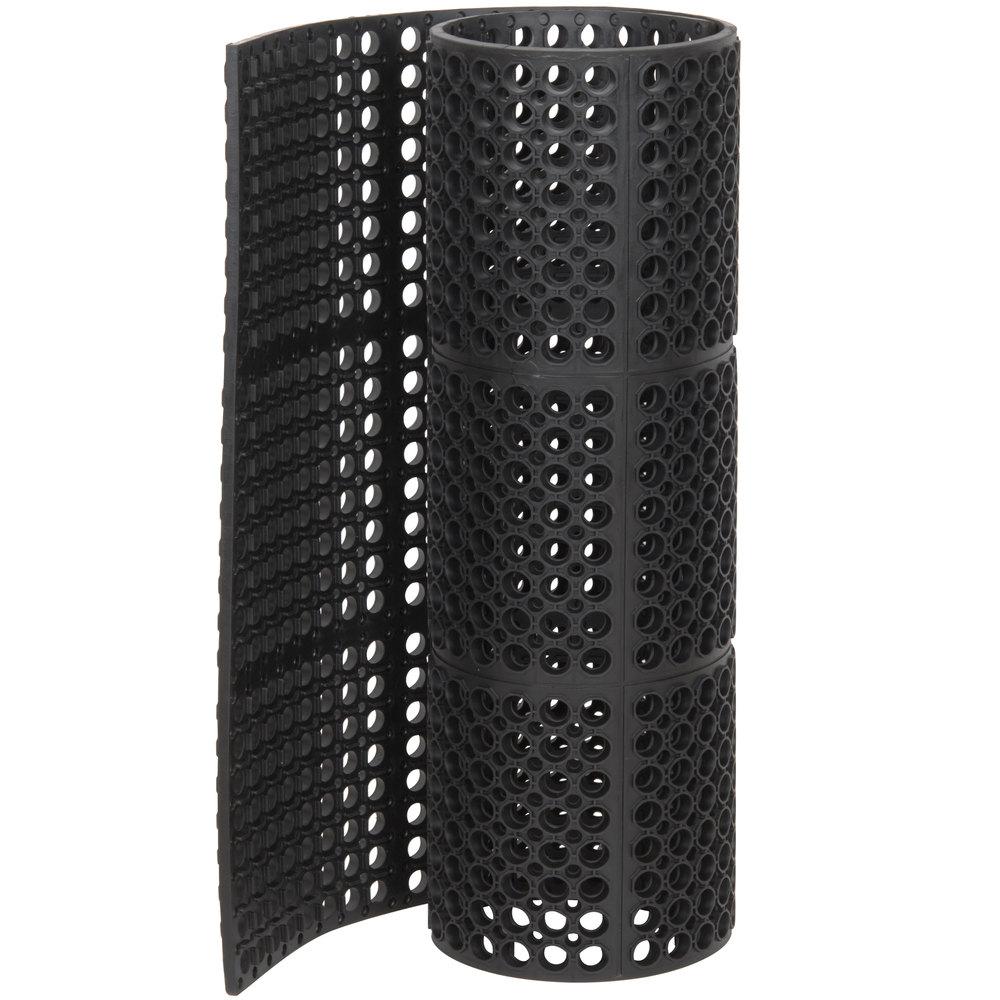 3 X 5 Black Anti Fatigue Floor Mat 3 4 Quot Thick