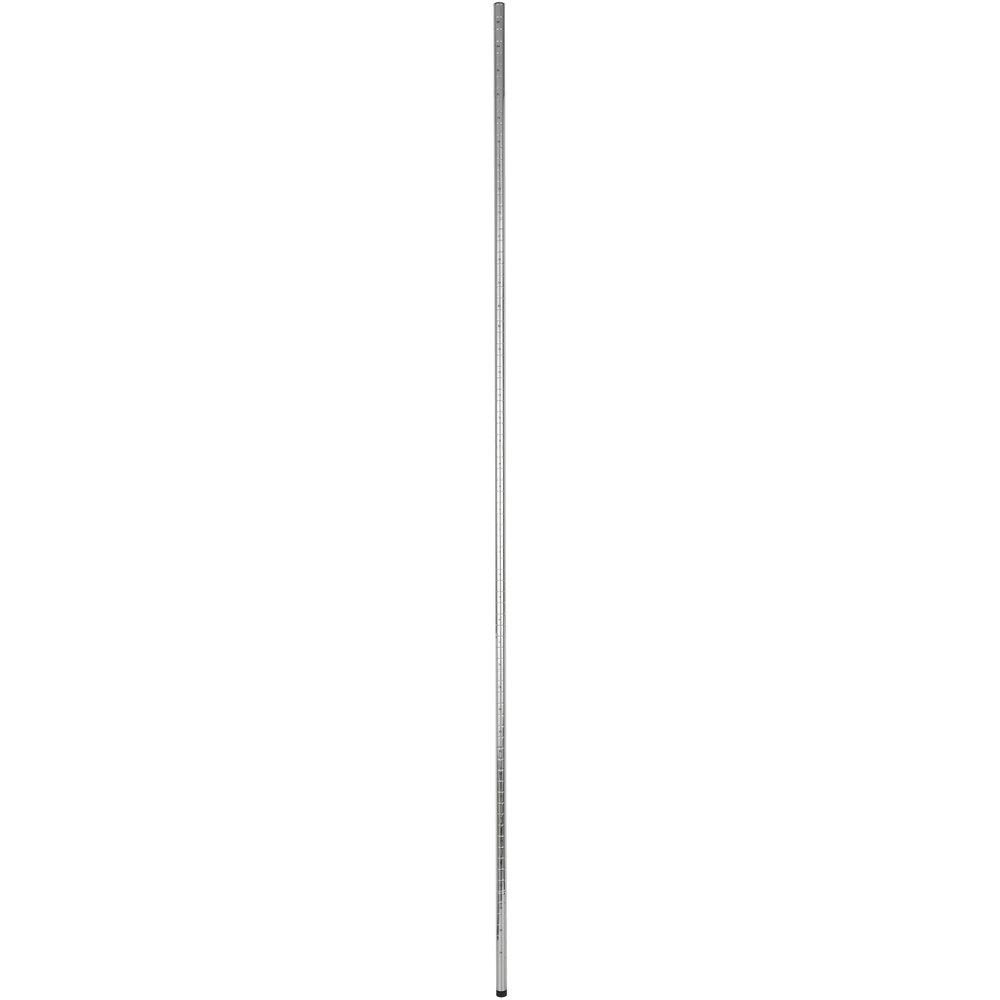 Regency 86 inch NSF Chrome Post
