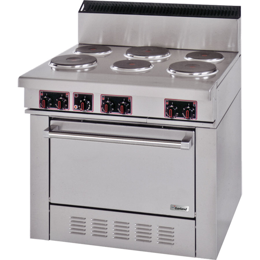 Garland Appliance Parts Garland Ss686 Sentry Series 6 Sealed Burner Electric Restaurant