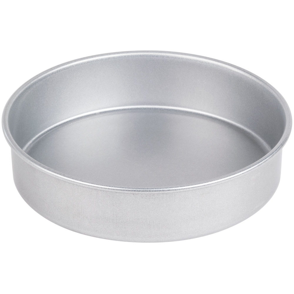 8 Quot X 2 Quot Round Cake Pan Coated