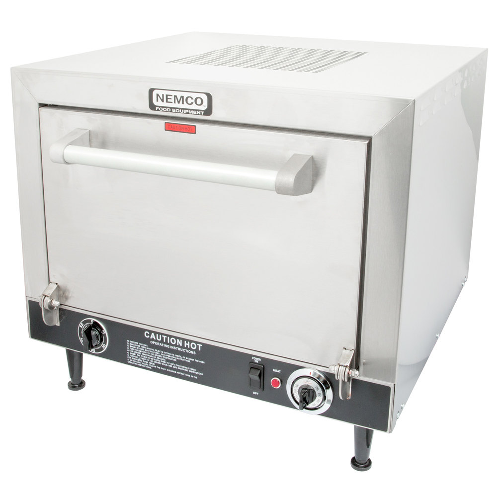 582086 nemco 6205 240 countertop pizza oven 240v, 5400w  at crackthecode.co