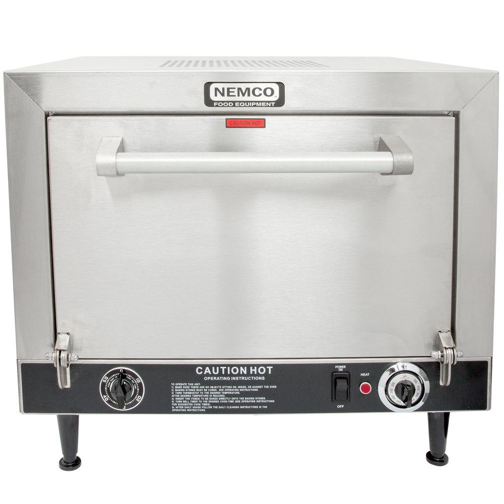 Nemco 6205 240 Countertop Pizza Oven 240v