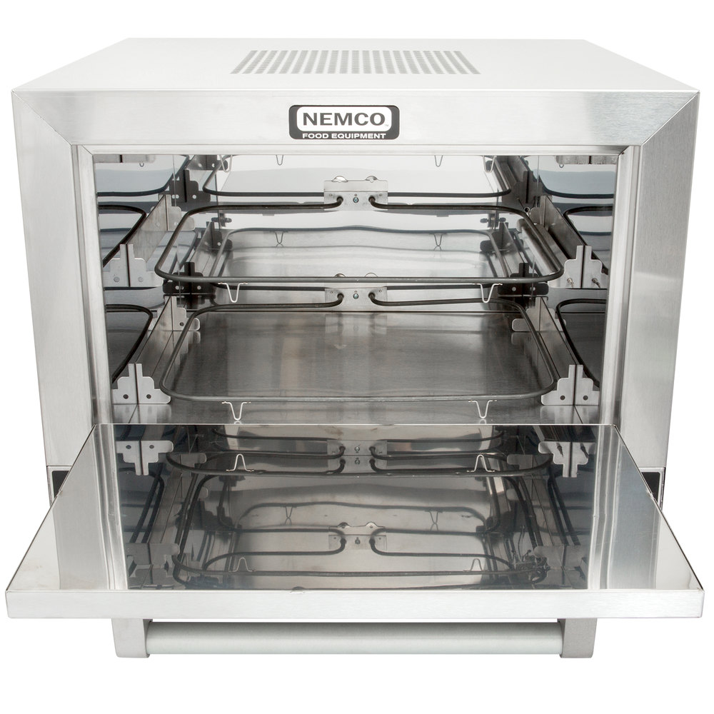 837313 nemco 6205 240 countertop pizza oven 240v, 5400w  at crackthecode.co