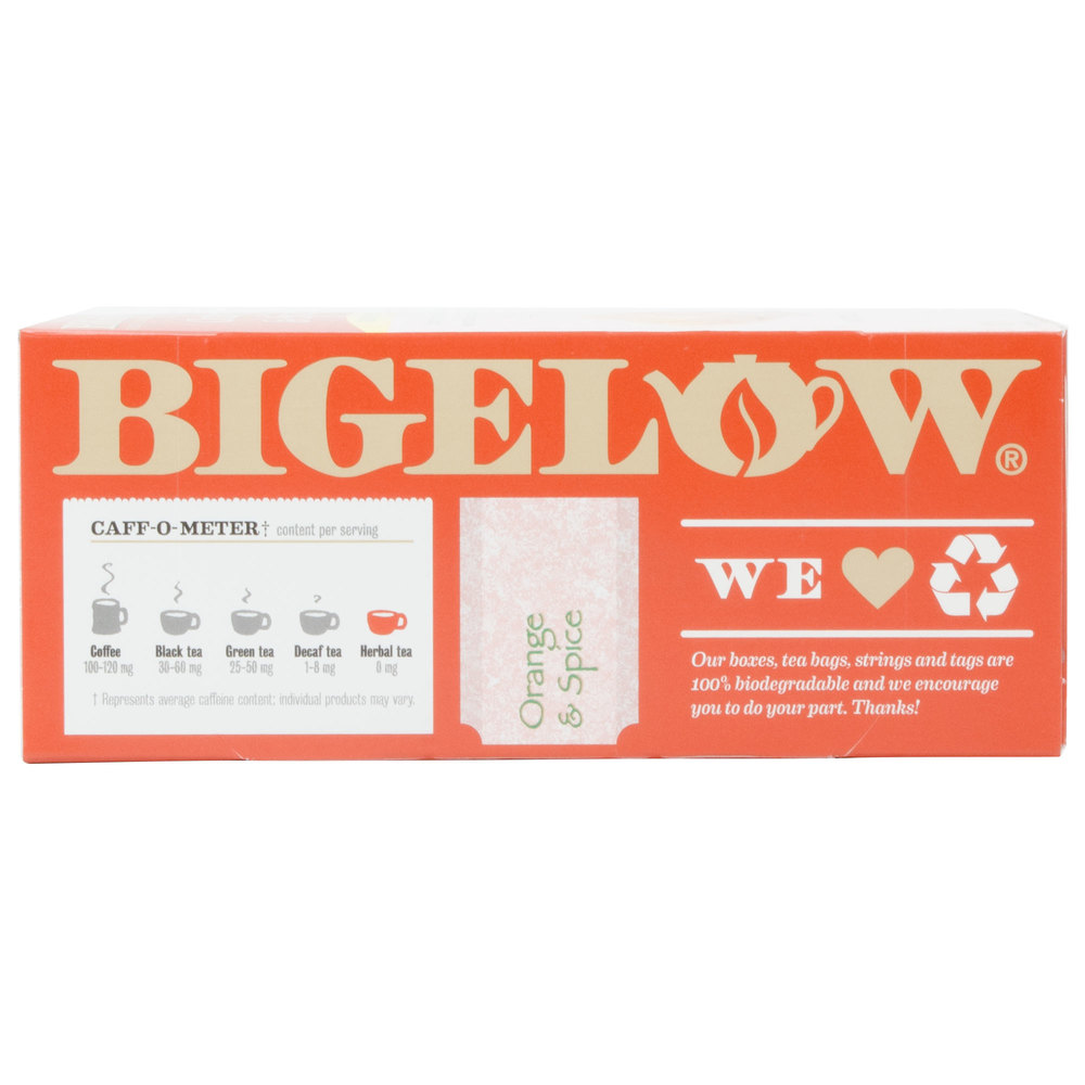 Bigelow herbal tea - Main Picture Image Preview Image Preview