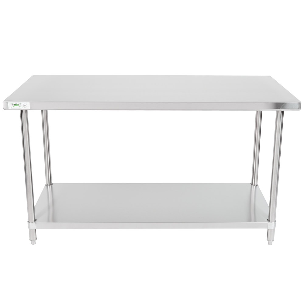 TSS Regency - Stainless steel table parts