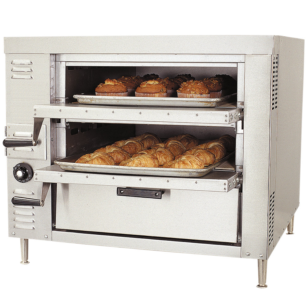Bakers Pride Countertop Pizza Oven Reviews : Bakers Pride GP-62HP Gas Countertop Oven - 120,000 BTU