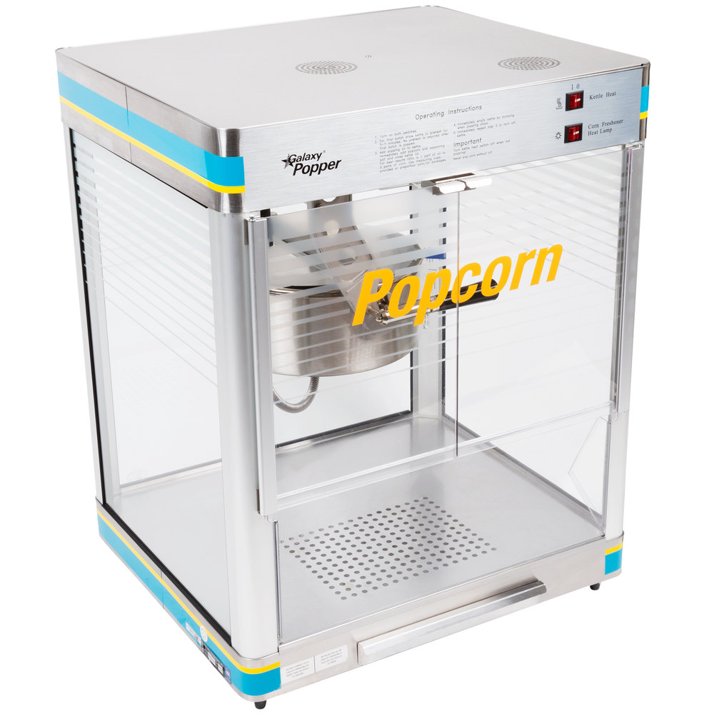 galaxy popcorn machine parts